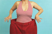 obese women